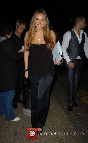 Jodie Albert,  'An Audience With Celine Dion' at Broadcasting House - Departures London, England - 30.10.07