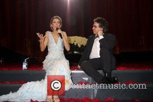 Celine Dion and Franco Dragone