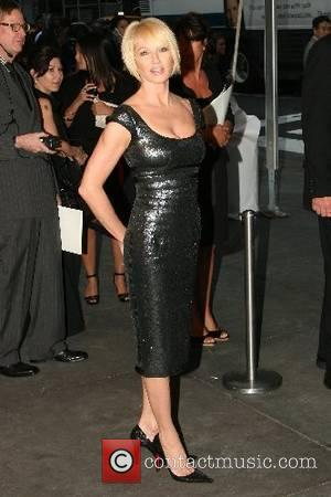 Ellen Barkin, Cfda Fashion Awards