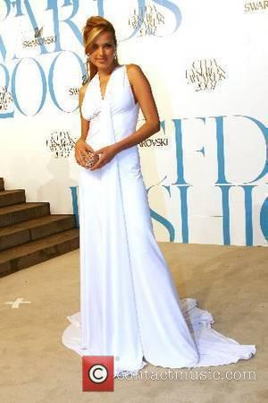 Petra Nemcova, Cfda Fashion Awards