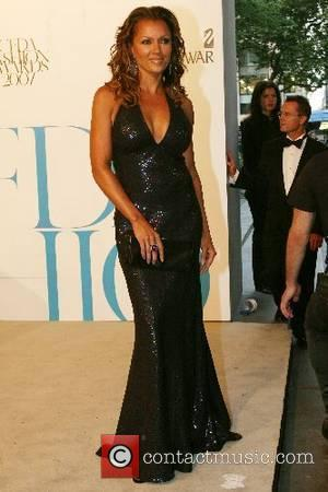 Vanessa Williams 2007 CFDA Fashion Awards held at the New York Public Library - Arrivals New York City, USA -...