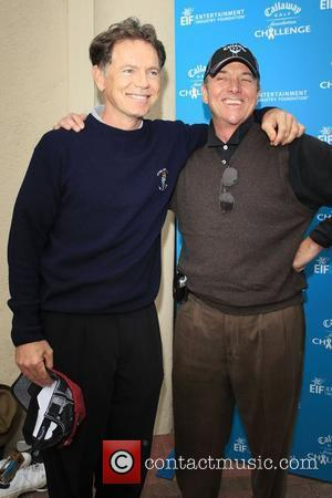 Bruce Greenwood and Gregory Itzin Callaway Golf Foundation Tournament to benefit the Entertainment Industry Foundation's Cancer Research Programs, held at...