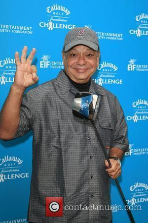 Cheech Marin Callaway Golf Foundation Tournament to benefit the Entertainment Industry Foundation's Cancer Research Programs, held at the Riviera Country...