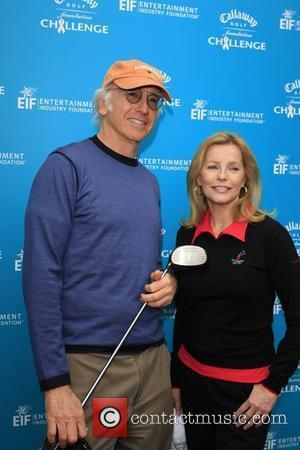 Larry David and Cheryl Ladd