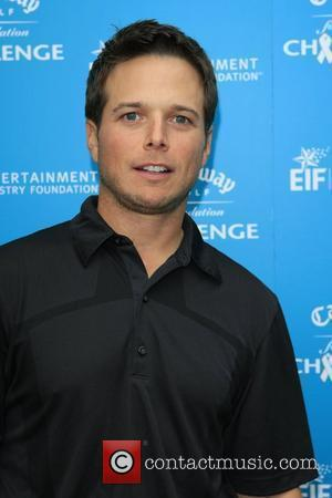 Scott Wolf Callaway Golf Foundation Tournament to benefit the Entertainment Industry Foundation's Cancer Research Programs, held at the Riviera Country...