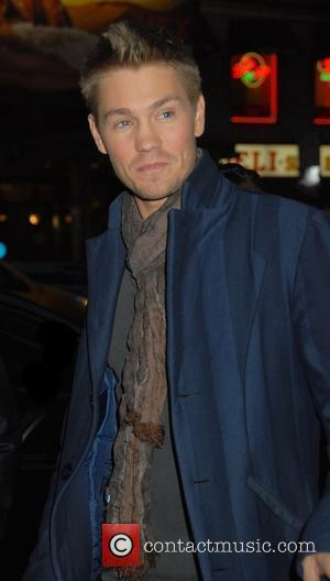 Chad Michael Murray out and about in Manhattan New York City, USA - 08.01.08