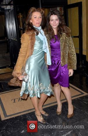 Cherie Lunghi and Nathalie Lunghi