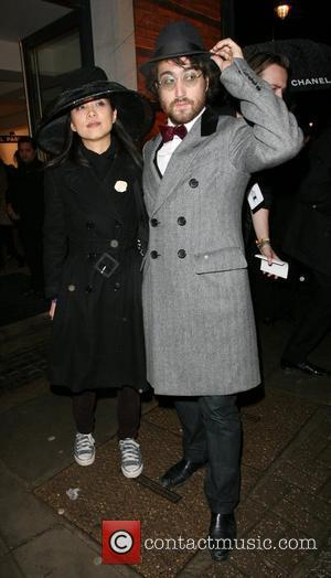 Sean Lennon Chanel - Autumn and Winter Collection show, held at Phillips de Pury & Company London, England - 06.12.07