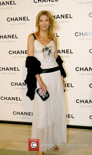 Candace Bushnell Chanel's Nuit de Diamants at the Grand Ballroom in The Plaza New York City, USA - 16.01.08