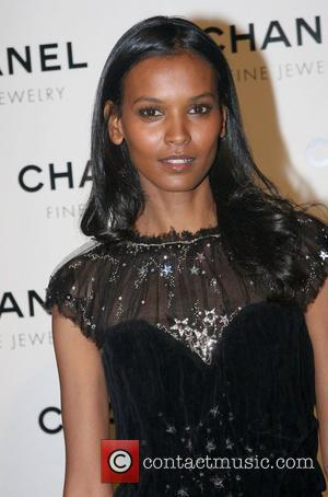 Liya Kebede Chanel's Nuit de Diamants at the Grand Ballroom in The Plaza New York City, USA - 16.01.08