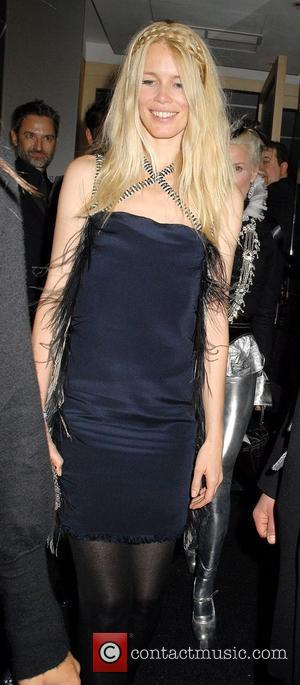 Claudia Schiffer Chanel Private Dinner at Nobu Berkeley - Departures London, England - 05.12.07