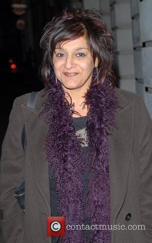 Meera Syal Channel 4 & Film 4's 25th Birthday Party at Quarter Club London, England - 30.10.07