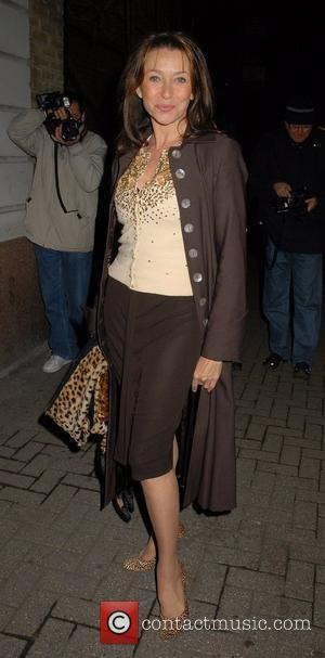 Cherie Lunghi Channel 4 & Film 4's 25th Birthday Party at Quarter Club London, England - 30.10.07