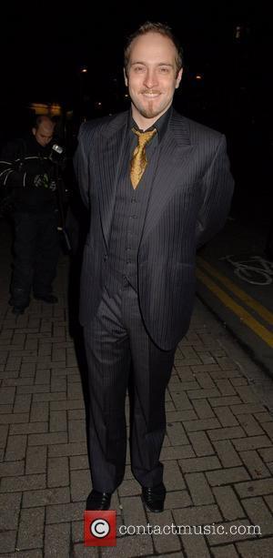 Derren Brown Channel 4 & Film 4's 25th Birthday Party at Quarter Club London, England - 30.10.07