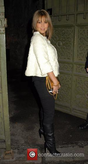 Rachel Stevens Channel 4 & Film 4's 25th Birthday Party at Quarter Club London, England - 30.10.07