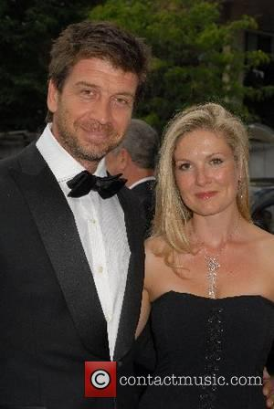 Nick Knowles and guest Charity Freedom Ball held at The Room By The River London, England - 15.06.07