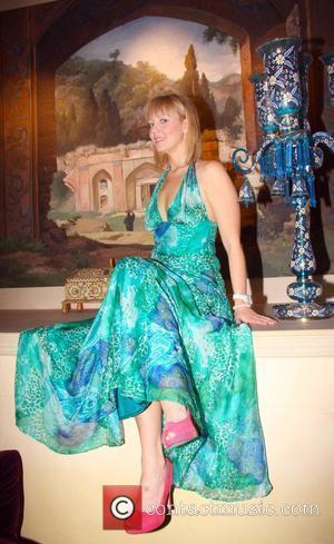 Liz Fuller Charles Svingholm Spring/Summer 2008 Collection London, England - 06.03.08