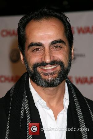 Navid Negahban World Premiere of 'Charlie Wilson's War' at Universal Citywalk Cinemas in Universal City Los Angeles, California - 10.12.07