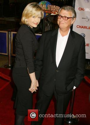 Diane Sawyer, Mike Nichols 'Charlie Wilson's War' Premiere held at Universal Studios - Arrivals Hollywood, California - 10.12.07