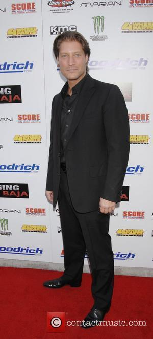 Sean Kanan 'Chasing Baja' premiere of held at Egyptian Theatre - Arrivals Hollywood, California - 27.03.08