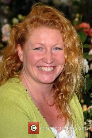 Charlie Dimmock Chelsea Flower Show - press & VIP preview day at the Royal Hospital, Chelsea London, England - 21.05.07