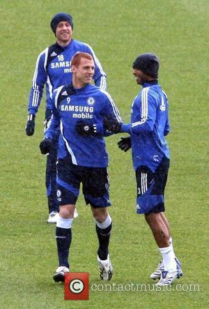 Wayne Bridge and Ashley Cole