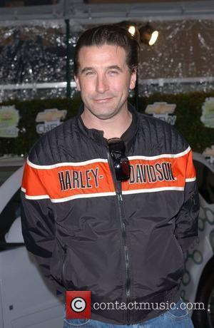 Billy Baldwin 'Chevy Rocks the Future' at Walt Disney Studios - Arrivals Burbank, California - 19.02.08