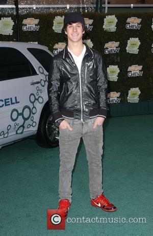David Henrie 'Chevy Rocks the Future' at Walt Disney Studios - Arrivals Burbank, California - 19.02.08