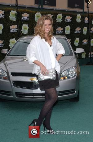 Lauren Storm 'Chevy Rocks the Future' at Walt Disney Studios - Arrivals Burbank, California - 19.02.08