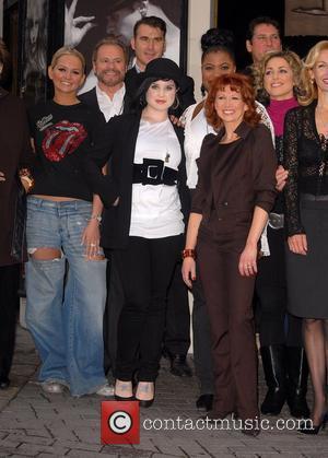 Jennifer Ellison and Kelly Osbourne
