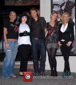 Jennifer Ellison, Claire Sweeney, Duncan James and Kelly Osbourne