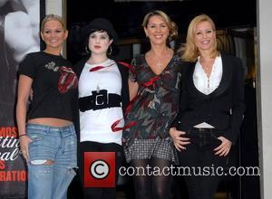 Jennifer Ellison, Claire Sweeney and Kelly Osbourne