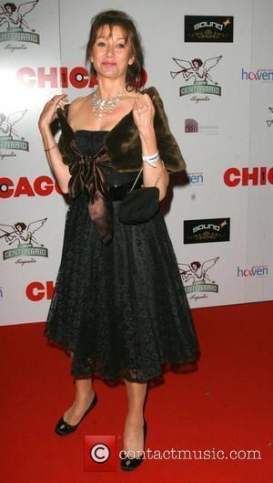Cherie Lunghi Chicago - 10th anniversary - Afterparty London, England - 05.12.07
