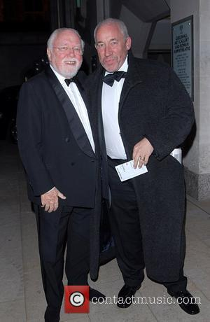 Richard Attenborough and Simon Callow