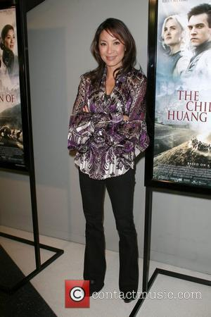 Michelle Yeoh Premiere of 'The Children of Huang Shi' held at the Landmark Theater.  Los Angeles, California - 15.05.08