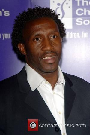 Linford Christie The Children's Society Annual Ball at Claridge's Hotel London, England - 16.05.07