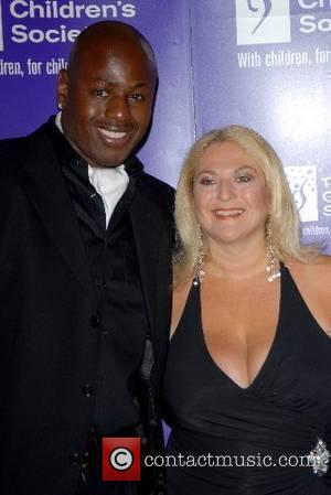 Vanessa Feltz and Boyfriend The Children's Society Annual Ball at Claridge's Hotel London, England - 16.05.07