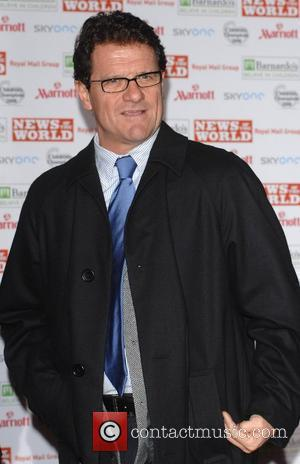Fabio Capello Children's Champions 2008 held at the Renaissance Chancery Court Hotel - Arrivals London, England - 12.03.08