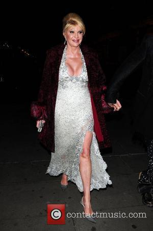 Ivana Trump Chinese New Year party held at County Hall - Arrivals London, England - 26.01.08