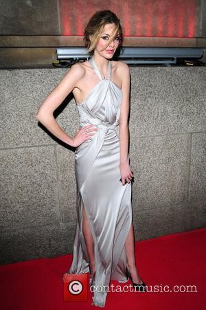 Tamsin Egerton Chinese New Year party held at County Hall - Arrivals London, England - 26.01.08
