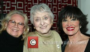 Barbara Cook, Celeste Holm and Chita Rivera  Chita Loves Broadway Cares benefit concert starring Chita Rivera, to support Broadway...