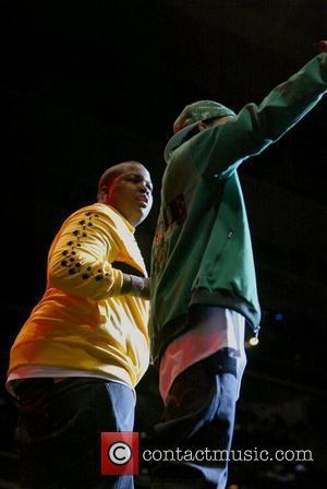 Sean Kingston and Soulja Boy Chris Brown In Concert at the Verizon Center  Washington DC, USA - 22.12.07