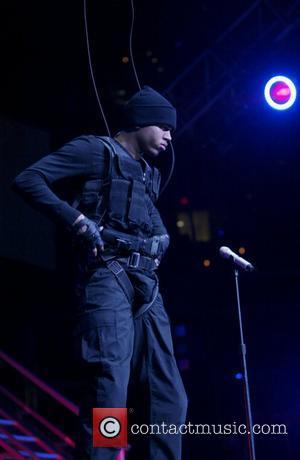 Chris Brown In Concert at the Verizon Center  Washington DC, USA - 22.12.07
