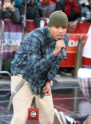 Rockefeller Plaza, NBC, Chris Brown