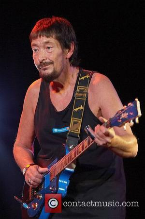 Chris Rea performing live in concert at The Rockhal Esch-Sur-Alzette, Luxembourg - 31.01.08