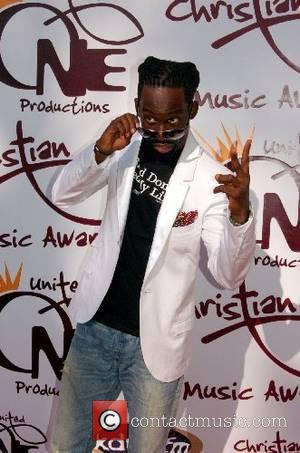 Tye Tribbett at the Christian Music Awards held at the Save Mart Center Fresno, California - 15.06.07