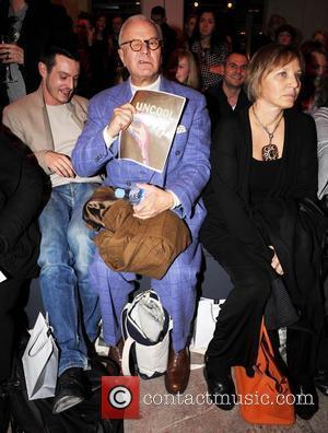 Manolo Blahnik London Fashion Week Autumn/Winter 2008 - Christopher Kane - front row London,England - 12.02.08