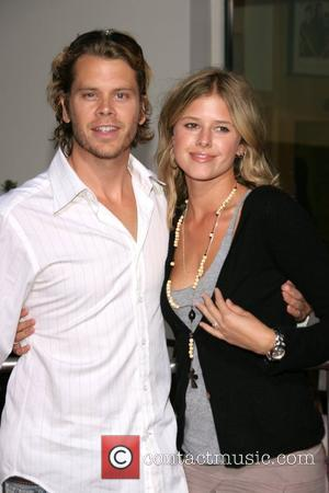 Eric Christian Olsen and Guest 'I Now Pronounce You Chuck & Larry' World Premiere at Gibson Amphitheatre and Citywalk Cinemas...