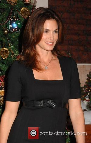 Cindy Crawford The 30th annual Beverly Hills Presbyterian Church Christmas celebration at the Beverly Hills Presbyterian Church Beverly Hills, California...