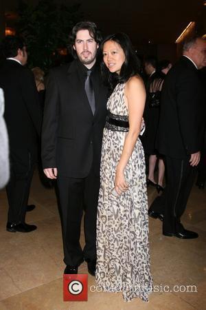 Jason Reitman and Wife Association of Cinema Editors Awards at the Beverly Hilton Hotel Beverly Hills, California - 17.02.08